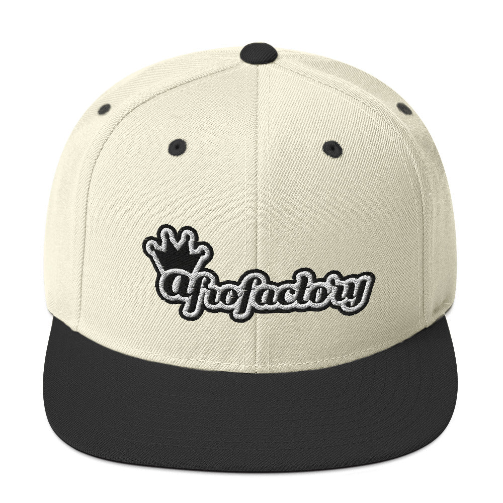 Afro Factpory Snapback Hat