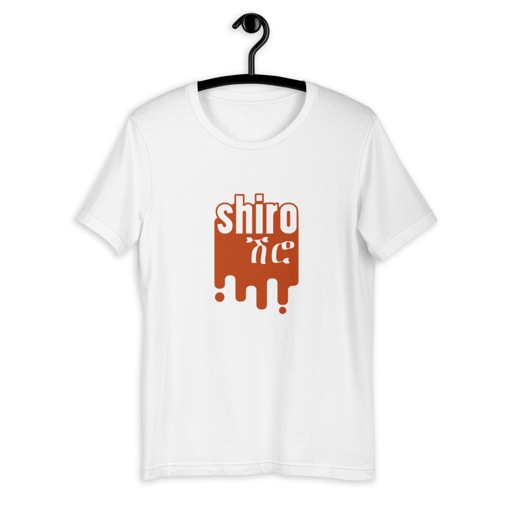 Shiro Short-Sleeve Unisex T-Shirt