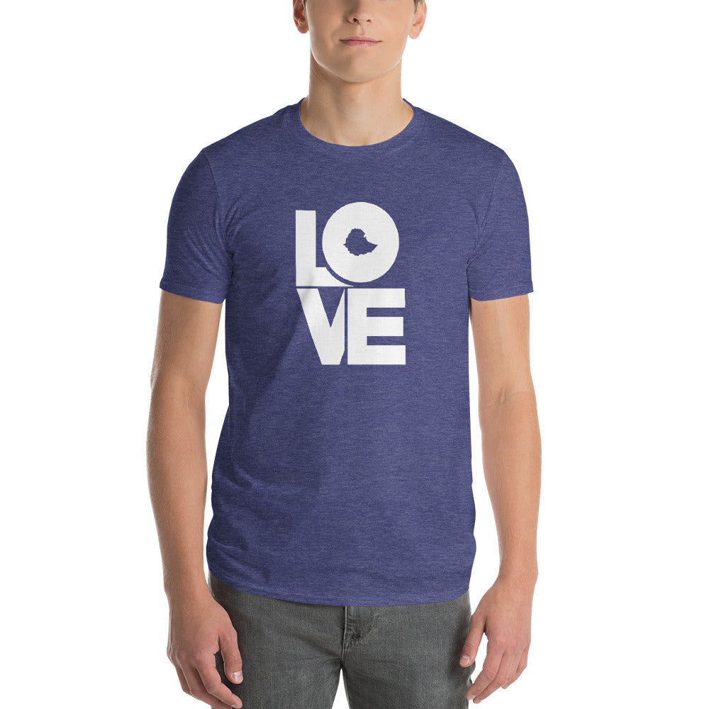 Ethio Love Short-Sleeve T-Shirt