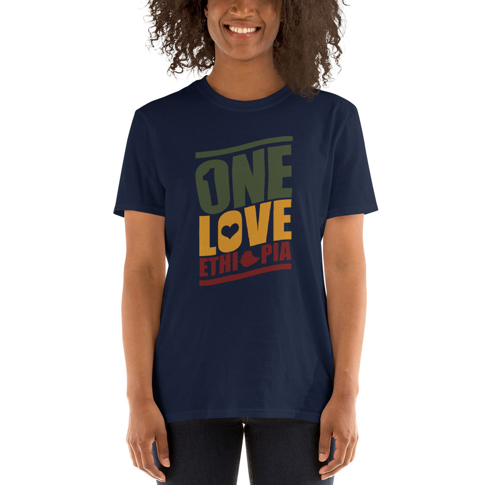 ONE LOVE ETHIOPIA (Unisex)