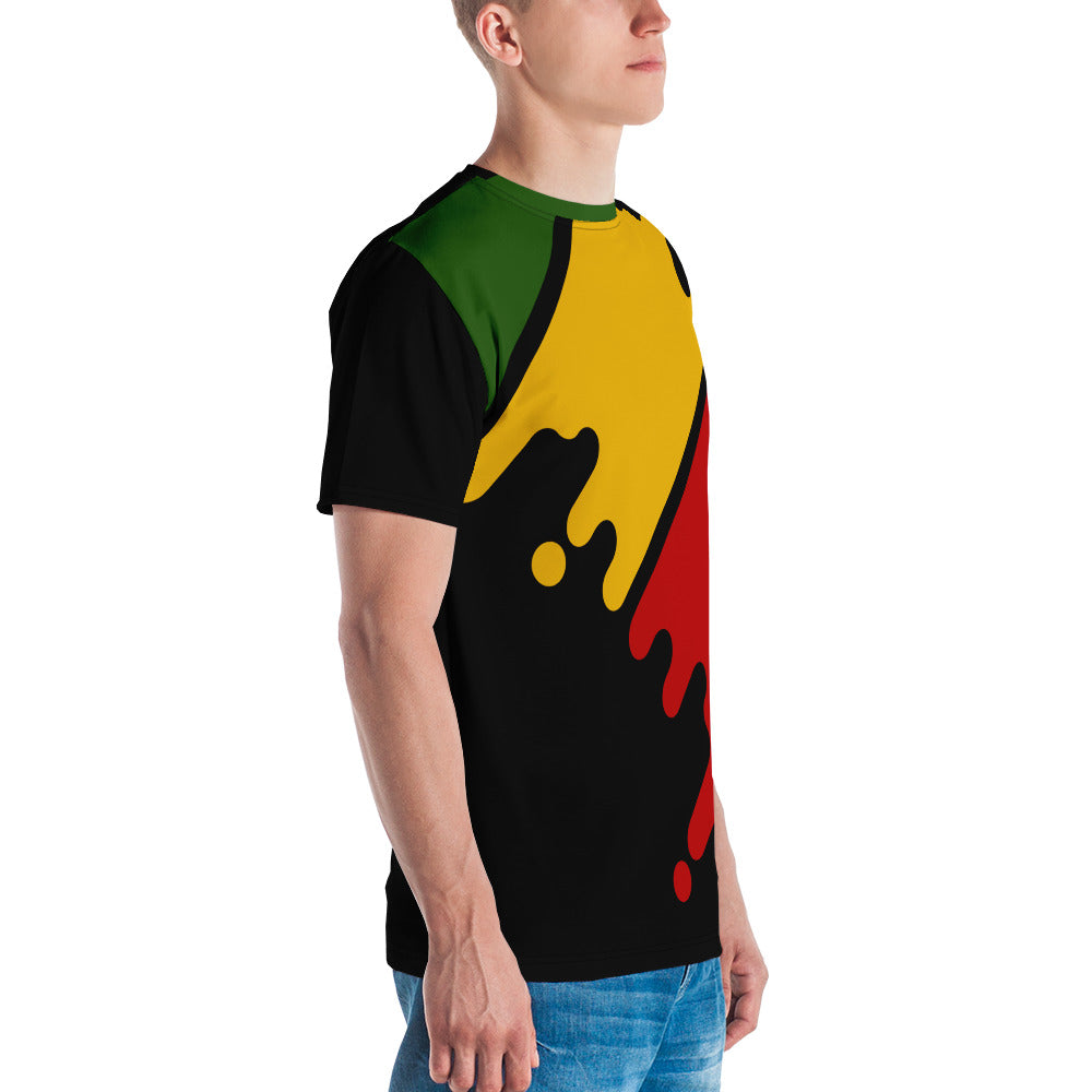 Splatter Drips Men's T-shirt