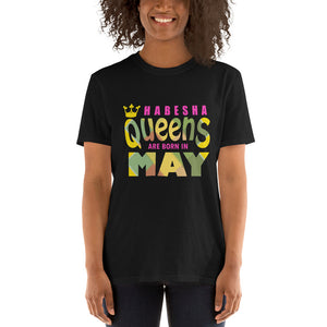 Habesha Queens Short-Sleeve Unisex T-Shirt