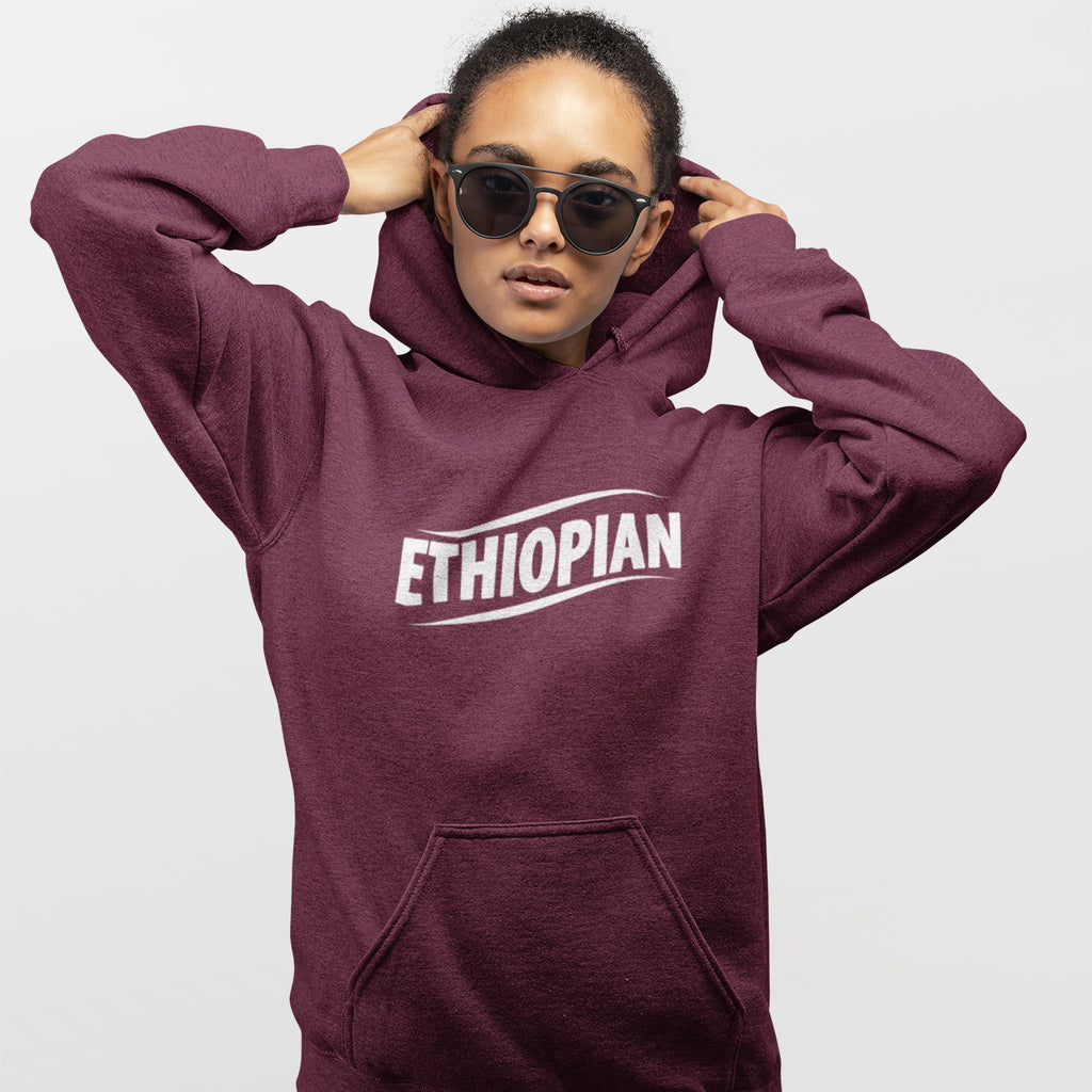 ETHIOPIAN Hooded Sweatshirt