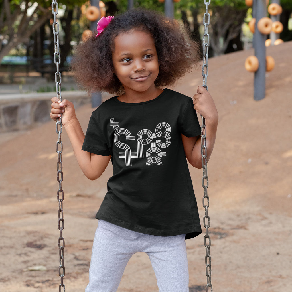 Ethiopia Youth Short Sleeve T-Shirt
