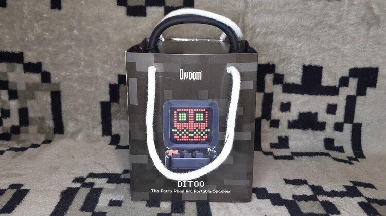 A bluetooth speaker with cool features ! | Divoom International