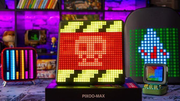 Pixoo Max: The Best Pixel Display Yet, at a Budget Price | Divoom International