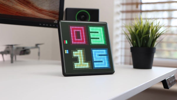 The Pixoo Max takes Divoom's pixel art style to the next level. | Divoom International
