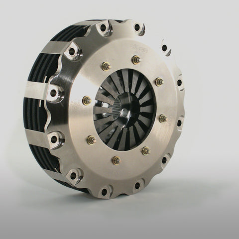 Tilton Carbon/Carbon Triple disc clutch by VAC Motorsports