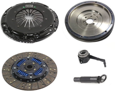 DKM E46 M3 Stage 1 Performance Clutch Kit - With Single Mass Flywheel