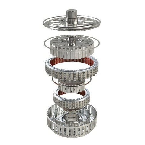 Dodson Motorsport ProMax BMW DCT Clutch Kit - Fits Numerous BMW DCT platforms