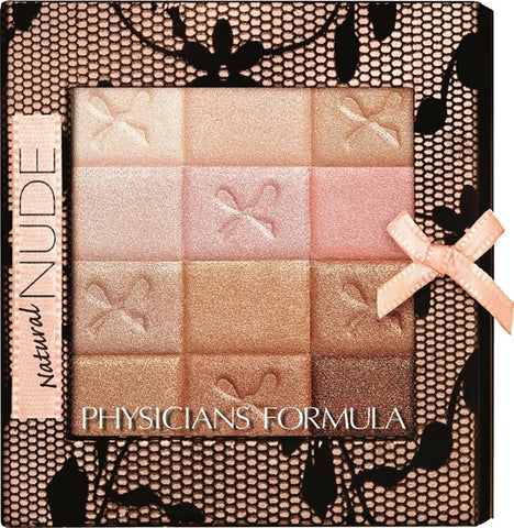 Shimmer Strips All-In- 1 Nude Palette for Face & Eyes - PHYSICIANS FORMULA