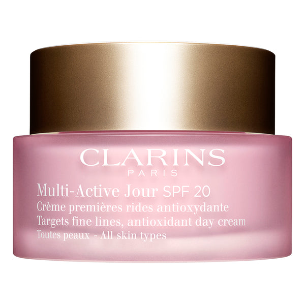 Multi-Active Day Cream SPF 20 - CLARINS