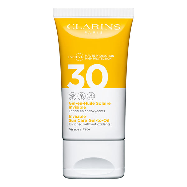 Wrinkle Control Face Gel SPF30 - CLARINS