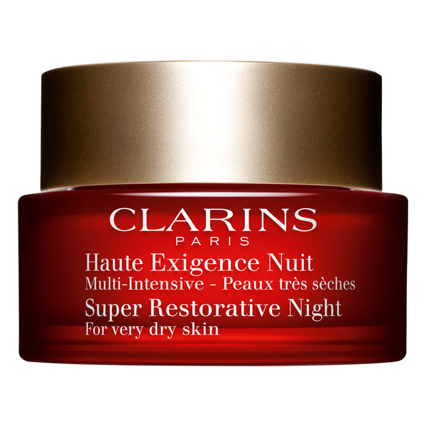 Super Restorative Night Cream Dry Skin - CLARINS