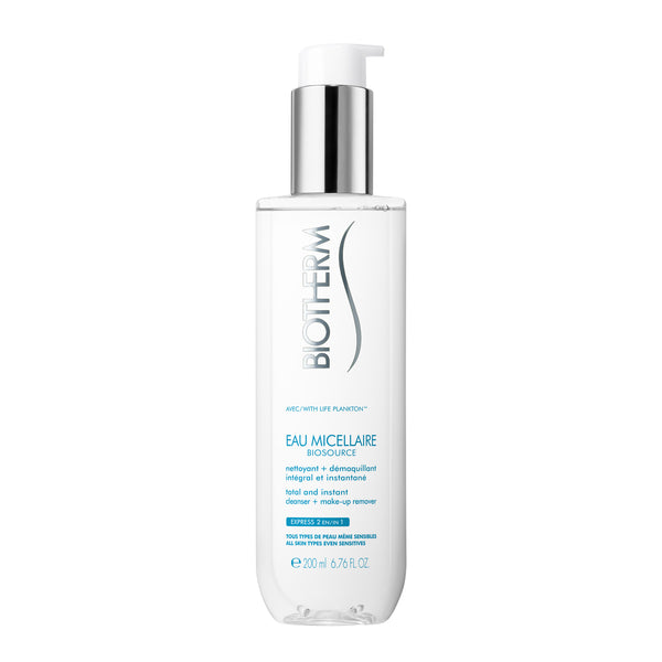 Biosource Eau Micellaire Water 3-in-1 - BIOTHERM