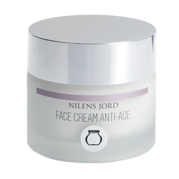 Face Cream Anti-Age i Krukke - Nilens Jord