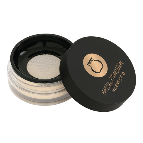 Mineral Foundation Loose - Nilens Jord