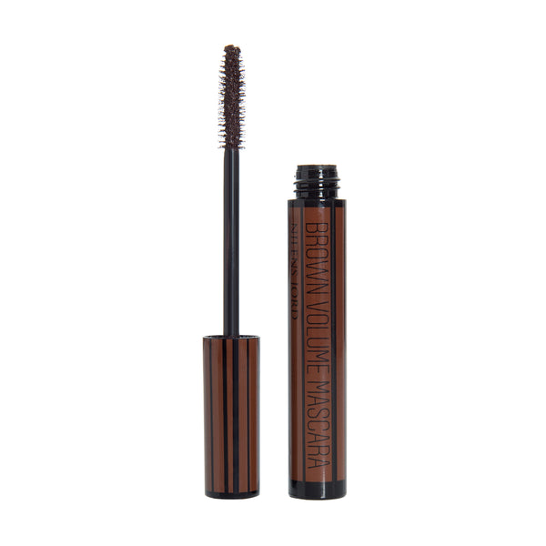 Volume Mascara Brown - Nilens Jord