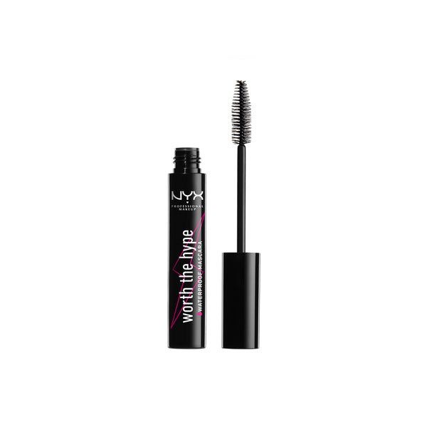 Worth The Hype Waterproof Mascara - NYX Professional Makeup