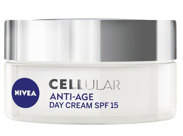 Cellular Anti-Age Cell Rnewal Day Care SPF 15 - NIVEA