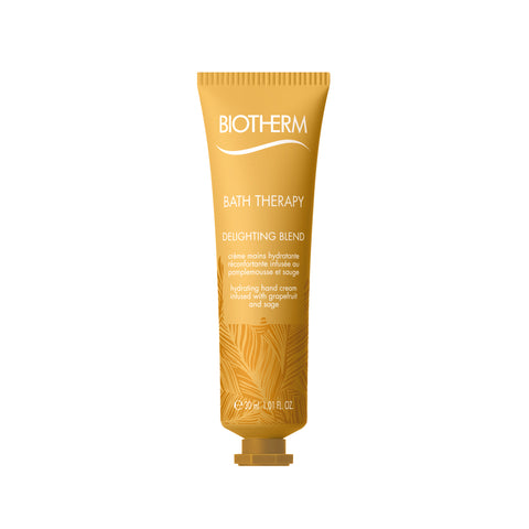 Bath Therapy Delightning Blend Handcream - BIOTHERM