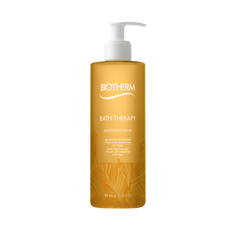 Bath Therapy Delightning Blend Showergel - BIOTHERM