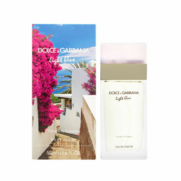 Light Blue Escape To Panarea Eau De Toilette 50 ml. - Dolce & Gabbana