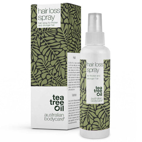 Tea Tree Hair Loss Spray - Australian Bodycare