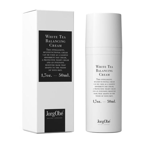 White Tea Balancing Cream - JorgObé