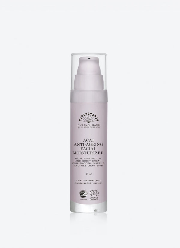 Anti-Ageing Facial Moisturizer - Rudolph Care