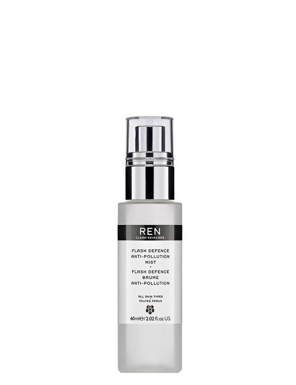 Flash Defence Anti-Pollution Mist - REN CLEAN SKINCARE