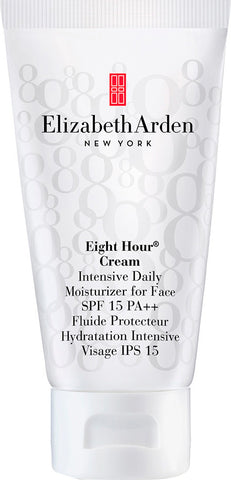 Eight Hour Daily Moisturizer For Face SPF15 - Elizabeth Arden