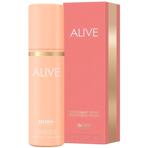 BOSS Alive Deodorant Spray - Hugo Boss