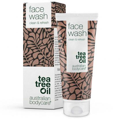 Tea Tree Face Wash - Australian Bodycare