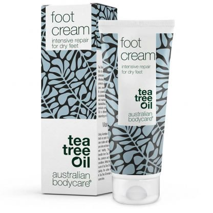 Tea Tree Foot Cream - Australian Bodycare