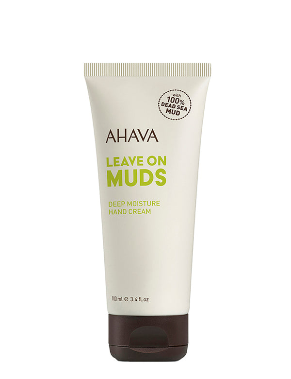 Leave-On Deadsea Mud Hand Cream - AHAVA