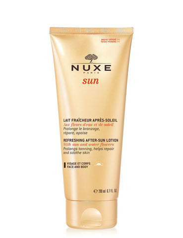 Refreshing Aftersun Lotion 200 ml. - NUXE Sun