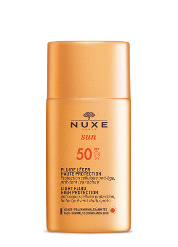 Light Fluid High Protection Spf50 - NUXE