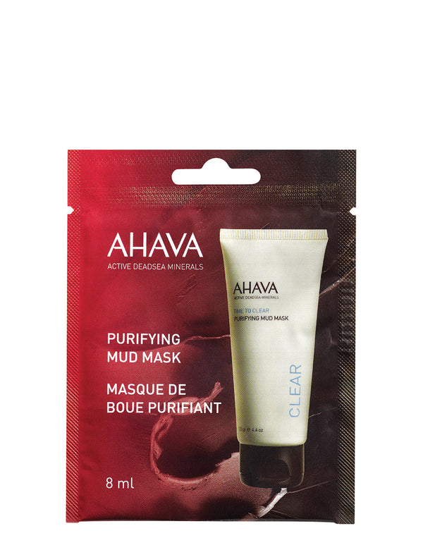 Single Use Purifying Mud Mask - AHAVA