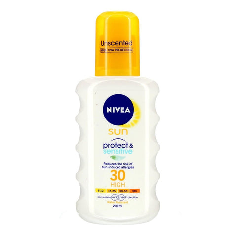 Sensitive Protection Spray SPF30 - NIVEA Sun