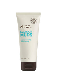 Leave-On Deadsea Mud Dermud Noursihing Body Cream - AHAVA