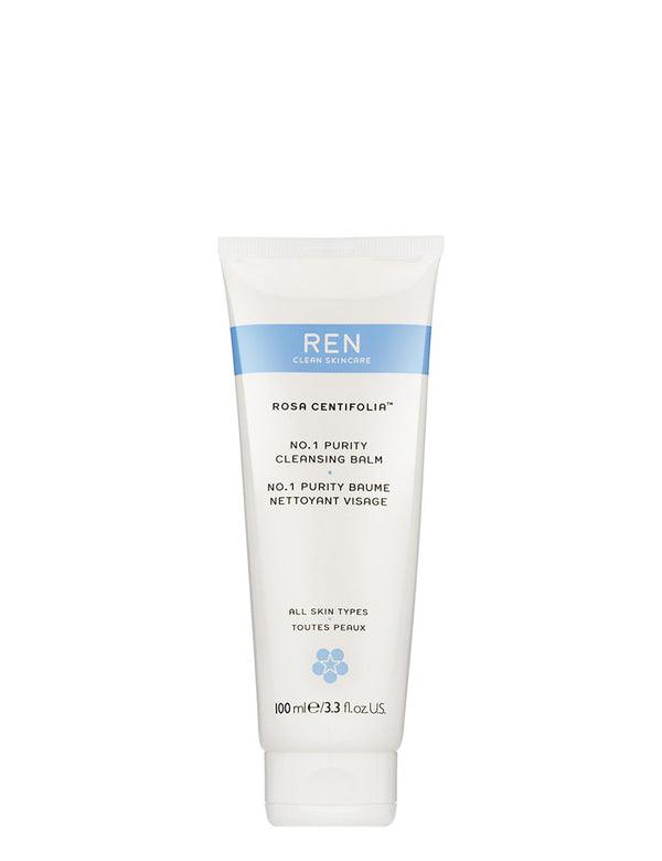 Rosa Centifolia No.1 Purity Cleansing Balm - REN CLEAN SKINCARE