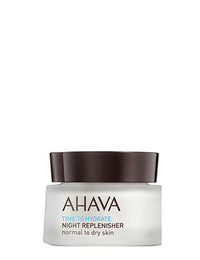 Time To Hydrate Night Replenisher  - AHAVA