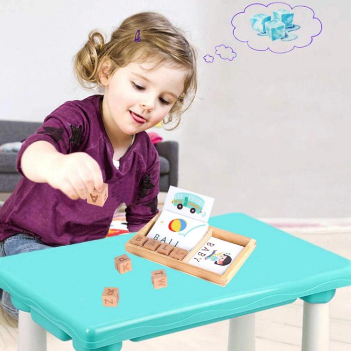 3-in-1 Spell Learning Game - Swablue Store
