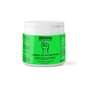 Powerful Pea Protein Powder