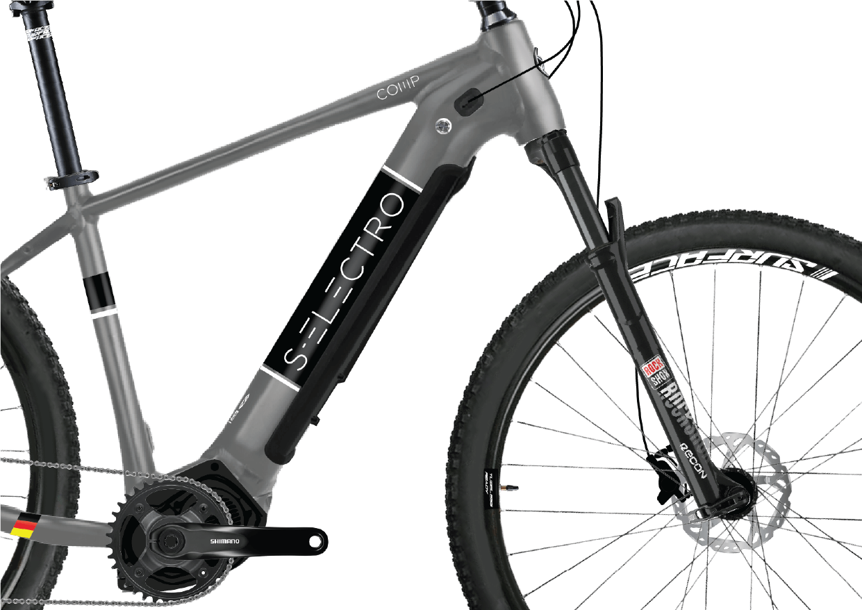 S-Electro Comp SL integrated frame