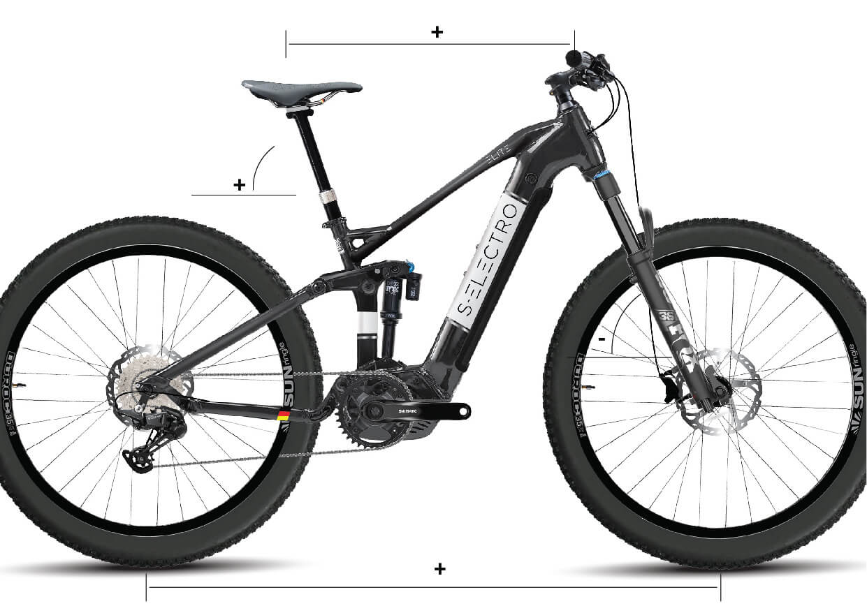 S-Electro Elite AL 1 full-suspension eBike