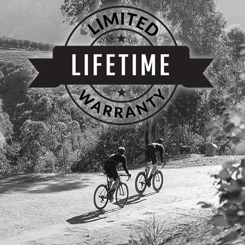 Limited lifetime warranty - Speedlab
