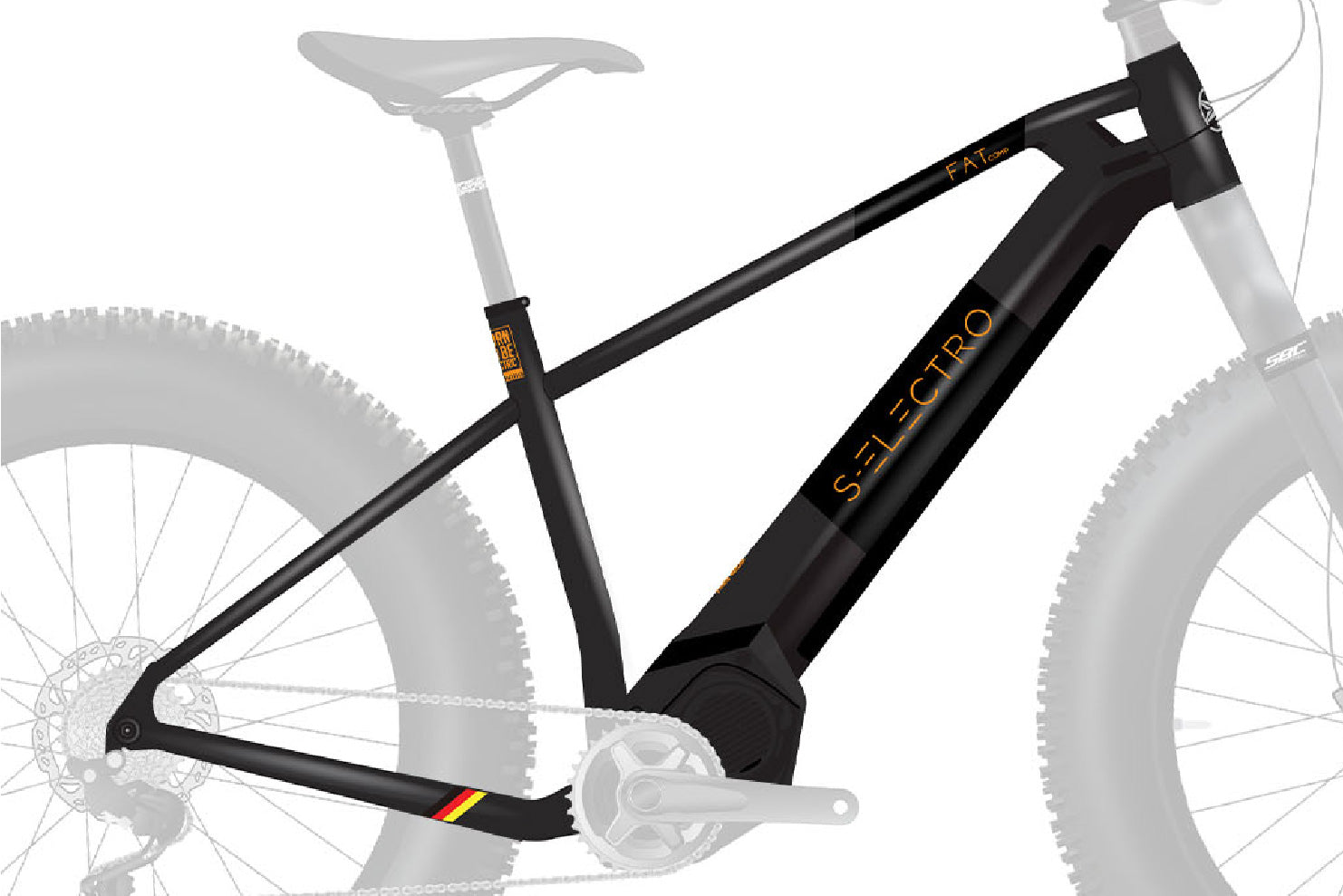 S-Electro Fat Comp efatbike