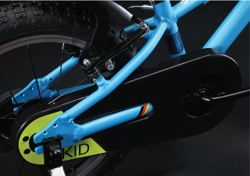 silverback skid 16 kids bike chainguard